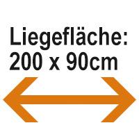 200 x 90cm