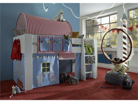 Vorhang Zirkus für Hochbett, Steens for Kids