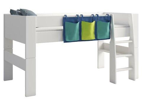 Vorhang Blau für Hochbett, Steens for Kids