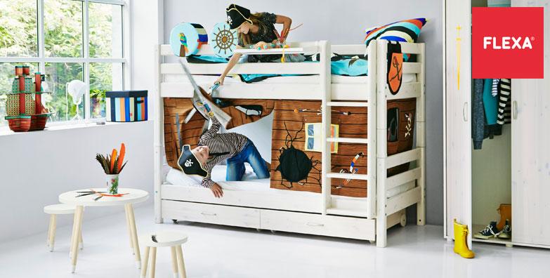 Der Flagship Markenstore Für Flexa Hochbetten Und Kindermöbel