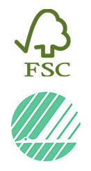 Nordic Ecolable und FSC-Standard